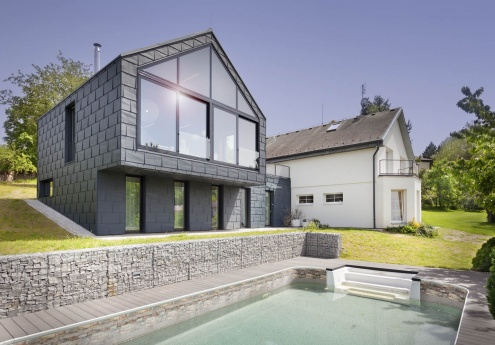 Lipnice – Family house extension