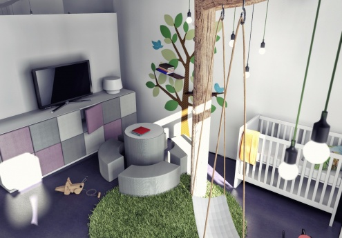 Znojmo – Play space in dental surgery